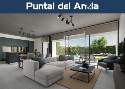 Puntal del Ancla, Gines